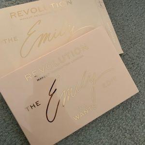 "Revolution The Emily Edit ""The Wants"" palette"